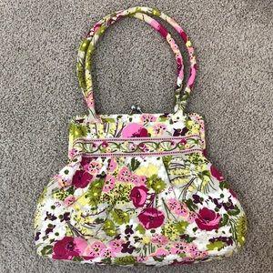 Vera Bradley Alice Kisslock Bag